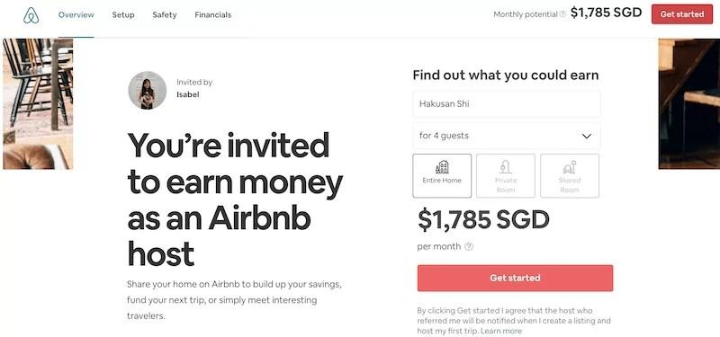 airbnb host tips earn money