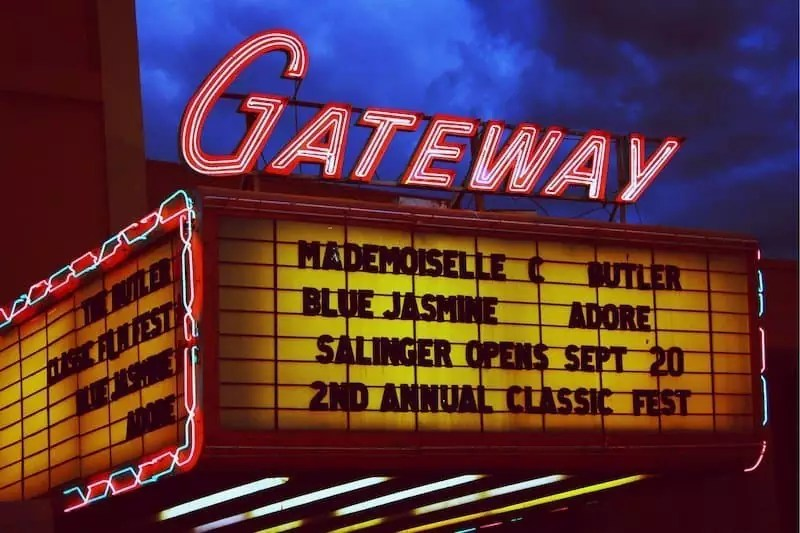 The Classic Gateway Theater - Fort Lauderdale, florida