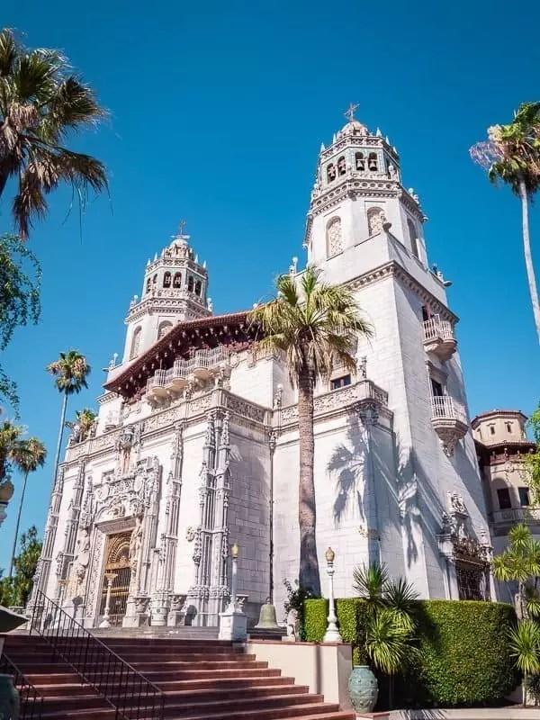 hearst castle, san simeon, What-to-do-in-Cambria-California-USA