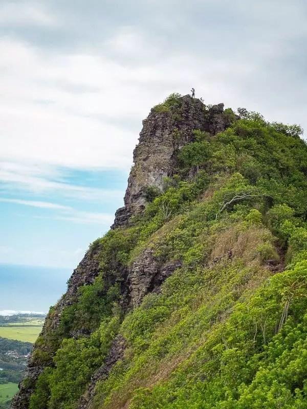 sleeping giant trail, best hikes in kauai, hawaii
