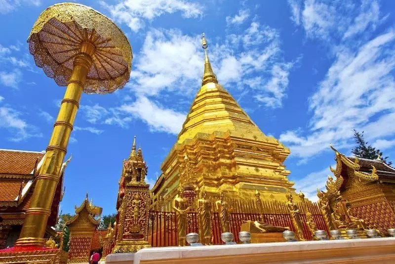 temple-doi-suthep-chang-mai, what to do in Chiang Mai, Thailand