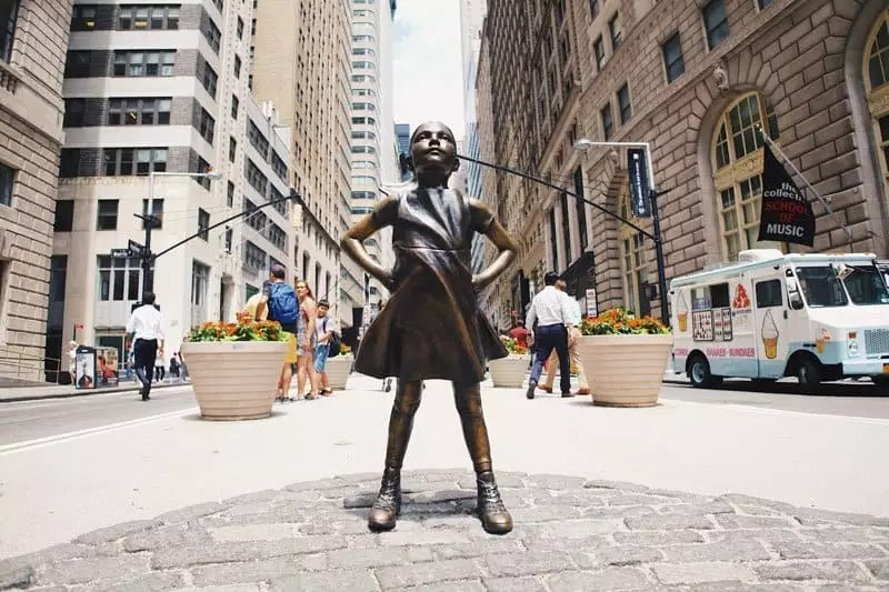 Fearless-Girl-and-Charging-Bull, instagram nyc new york city