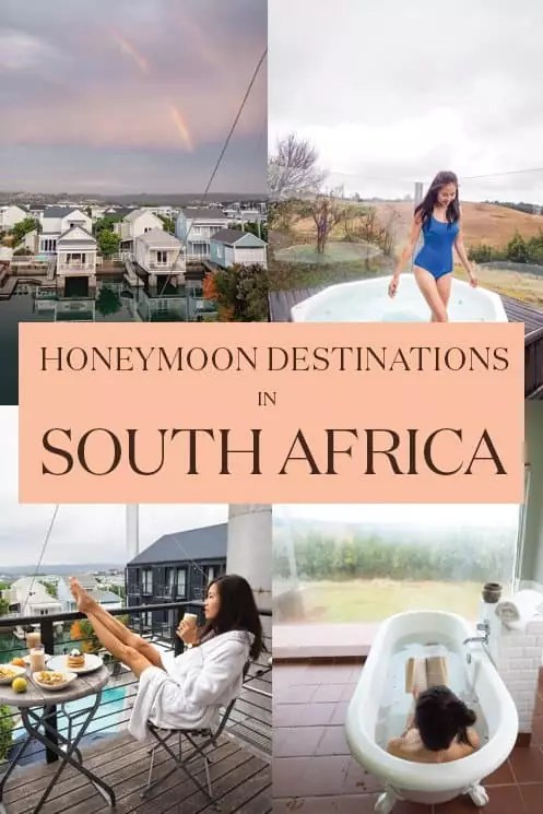 Thinking of having a honeymoon in South Africa? Here are the list of top romantic places in South Africa to begin with - safari, beaches, sunset cruise...