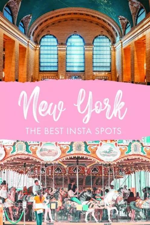 instagram spots NYC, new york city 3