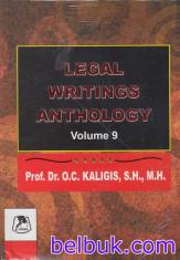 Legal Writings Anthology (Volume 9)