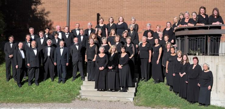 The Bel Canto Chorus, Sudbury, Ontario