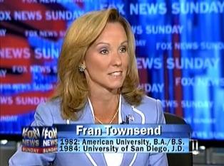 """Képtalálat a következőre: """"Fran Townsend"""""""