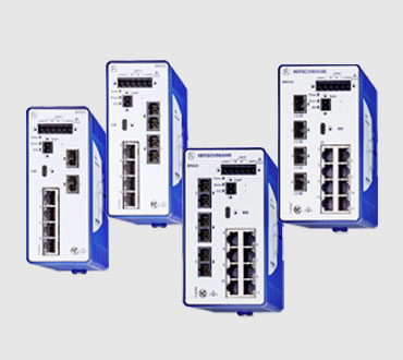 Managed Industrial Ethernet Switches  Belden
