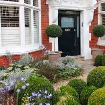 Victorian Front Garden Design Ideas