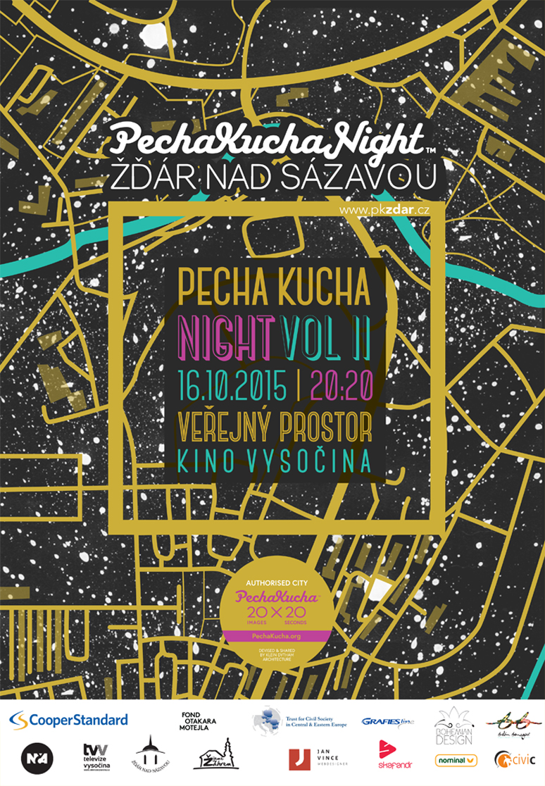 PechaKucha Vol II: Urban Spaces