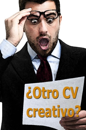 Errores CV creativo