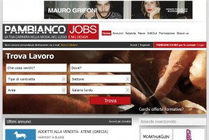 Pambianco Jobs