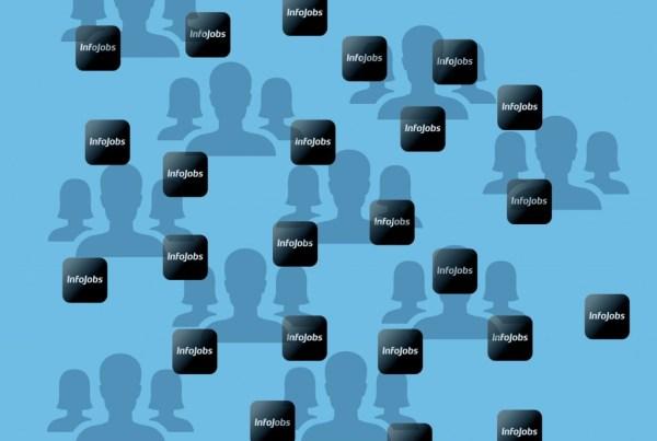 participación en el libro de la red de contactos de infojobs