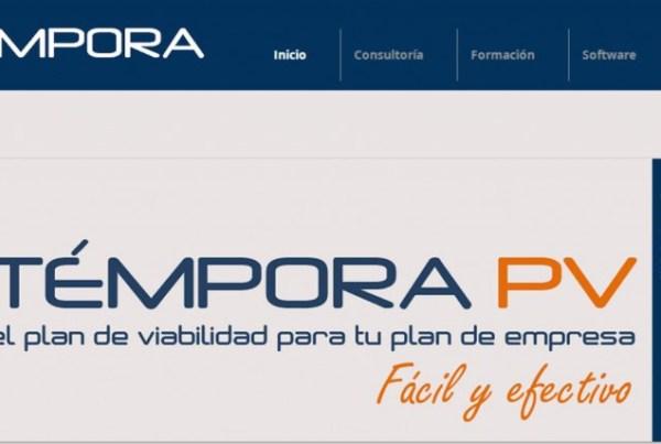 logotipo de la consultora tempora consultores