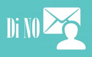 Rechar ofertas de empleo por email