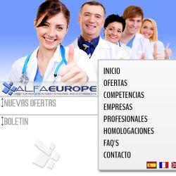 portal de búsqueda de empleo alfaeurope