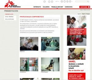 Medicos Sin Fronteras Empleo