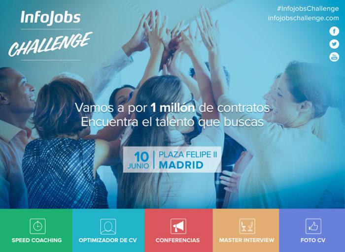Firma Invitada Infojobs: Infojobs Challenge