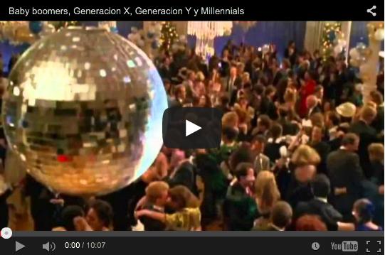 vídeos sobre millenials
