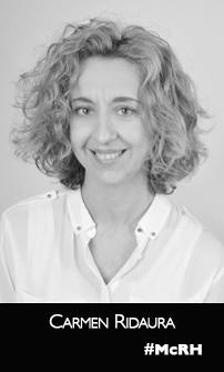 McRH: Carmen Ridaura, Coordinadora de proyectos de reclutamiento internacionales.
