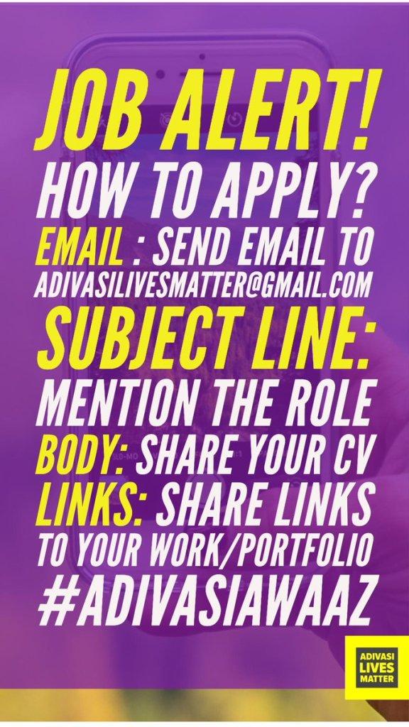 Modelo anuncio oferta empleo ADIVA