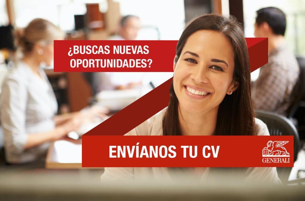 Modelo anuncio oferta empleo Generali