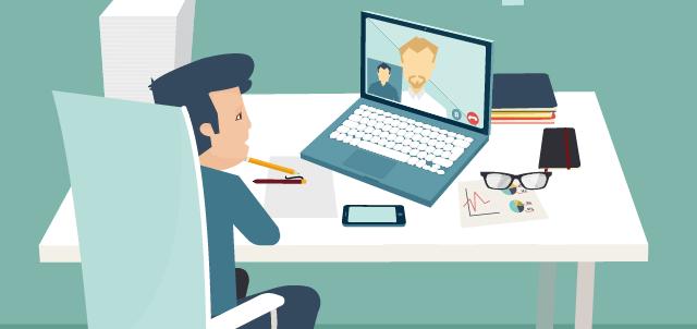 ¿Tienes una video-entrevista? Consejos para afrontarlas.