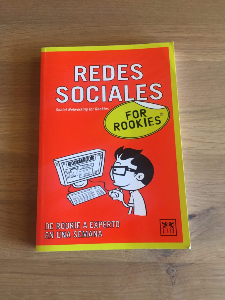 Libro Redes Sociales for Rookies