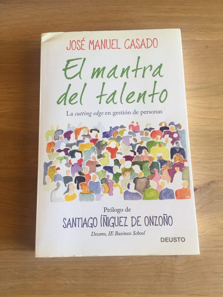 Libro El Mantra del Talento