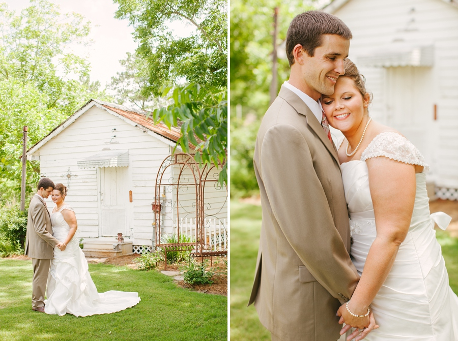 Wes+Robin ~ Cochran, Ga Wedding Photographer