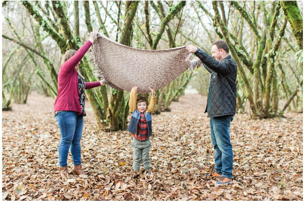 Gabbert Family | Dorris Ranch | Eugene, Oregon Family Photographer
