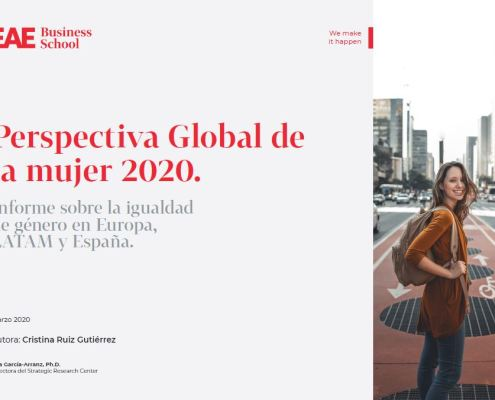 Perspectiva Global de la mujer 2020