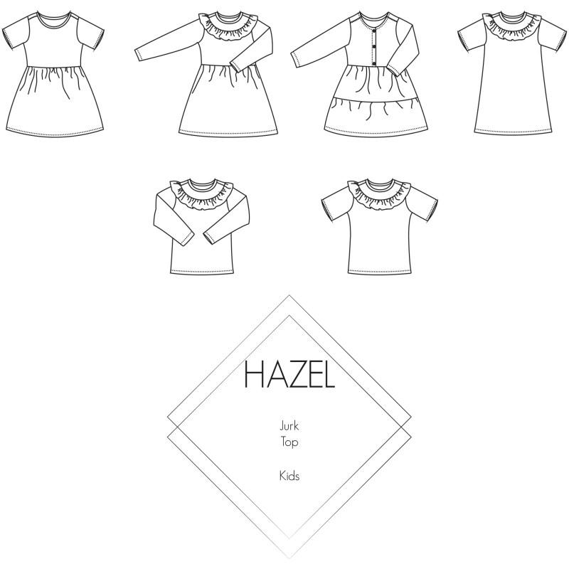 Hazel - meisjes