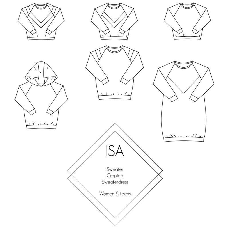 Isa - women and teens