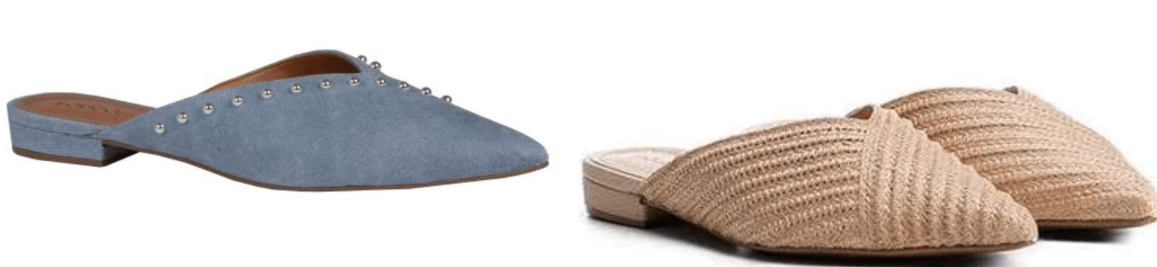 mules para sapatos 2019