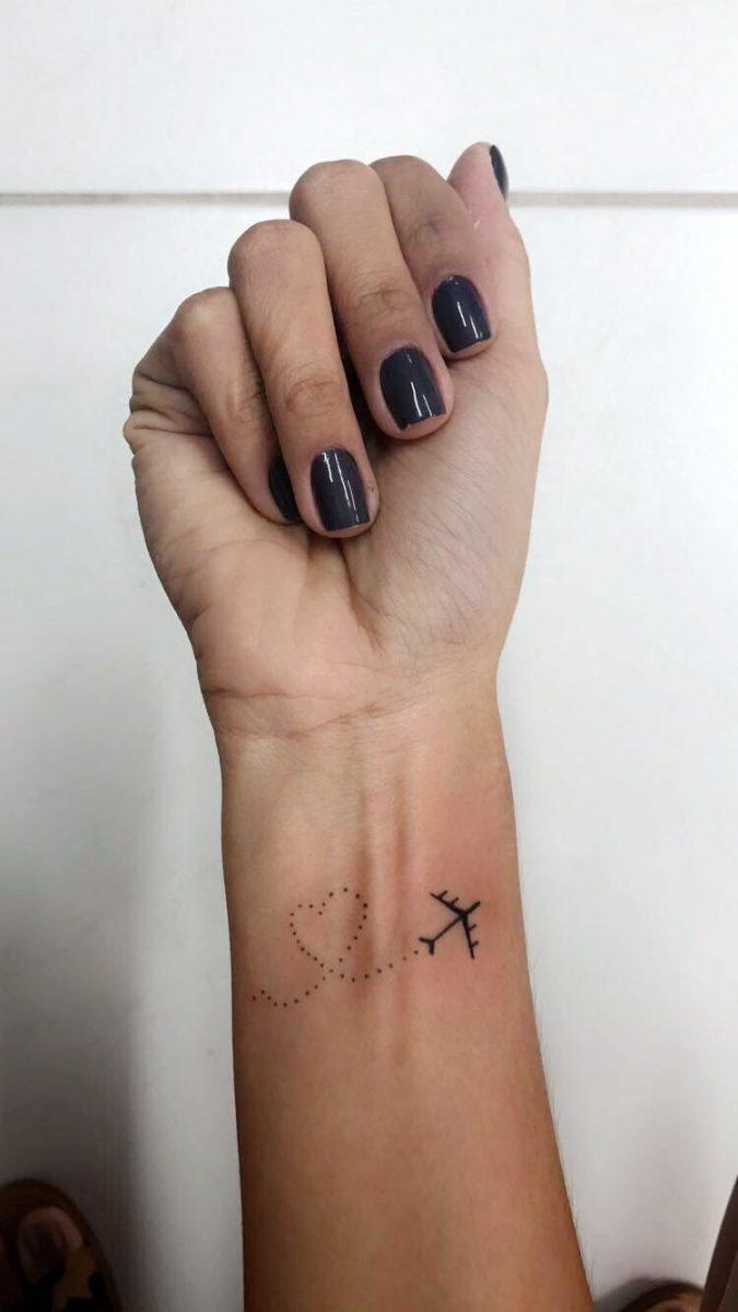 Tatuagens Femininas Pequenas E Delicadas No Braco Tattoos