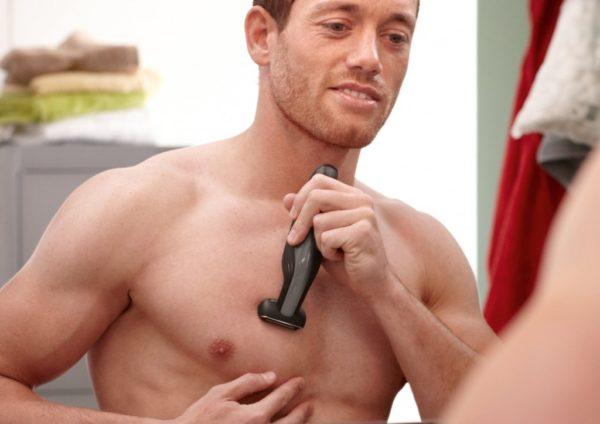 Máquina de depilação