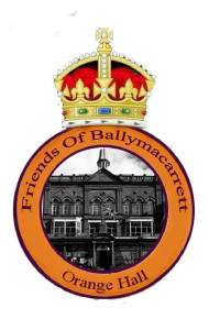 Friends of Ballymacarrett Orange Hall
