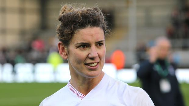 England captain Sarah Hunter is ignoring favourites tag for Women's Six Nations - BelfastTelegraph.co.uk
