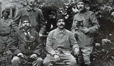 Kuşçubaşı Hacı Selim Sami Bey (1877-1927)