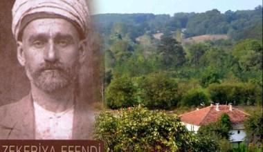 Kafkasya'dan Anadolu'ya: Zekeriya Efendi