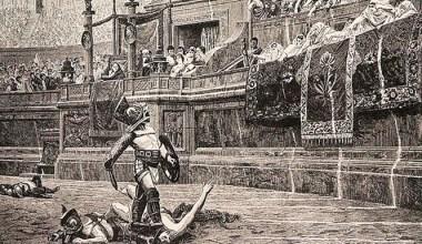 Eski Romalı Yazarların Gözüyle Gladyatör Dövüşleri
