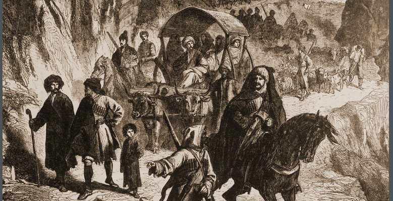 Ahıska Türklerinin İnegöl'e yerleştirilmesine dair tarihi belgeler