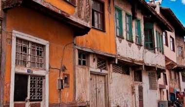 Anadolu Evlerinin Tarihsel Gelişimi