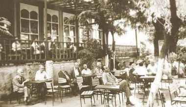 Kahve, kahveler, Bursa kahveleri