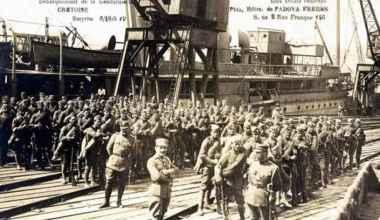 İzmir'in İşgalinin 100. Yılı – 15 Mayıs 1919
