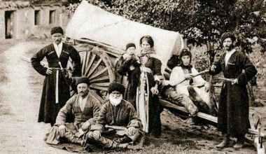 Balıkesir vilayetinde iskan edilen Kafkas göçmenleri