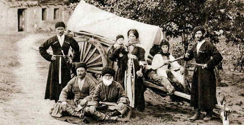 Kocaeli Vilayetine iskân edilen Kafkas göçmenleri