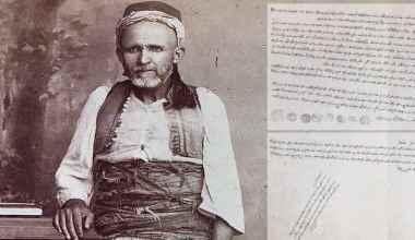 İdama Mahkûm edilen Gedikler Köyü'nden Deli Mehmet