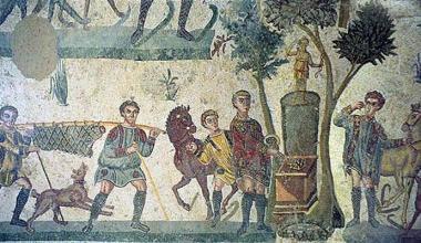 Bizans Mutfağı (1)